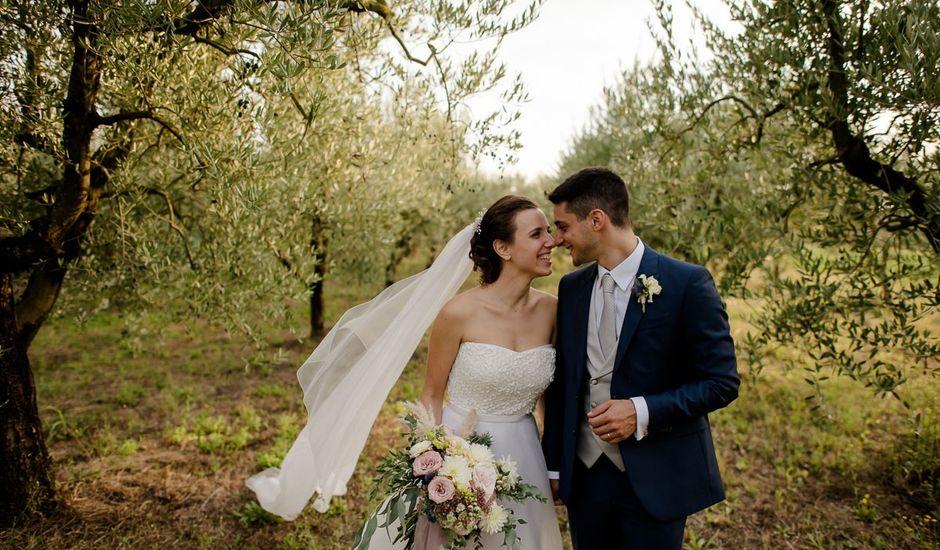 Il matrimonio di Adriano e Chiara a Pisa, Pisa