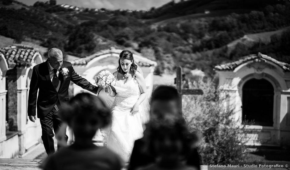 Il matrimonio di Giuseppe e Giovanna a Torricella Verzate, Pavia