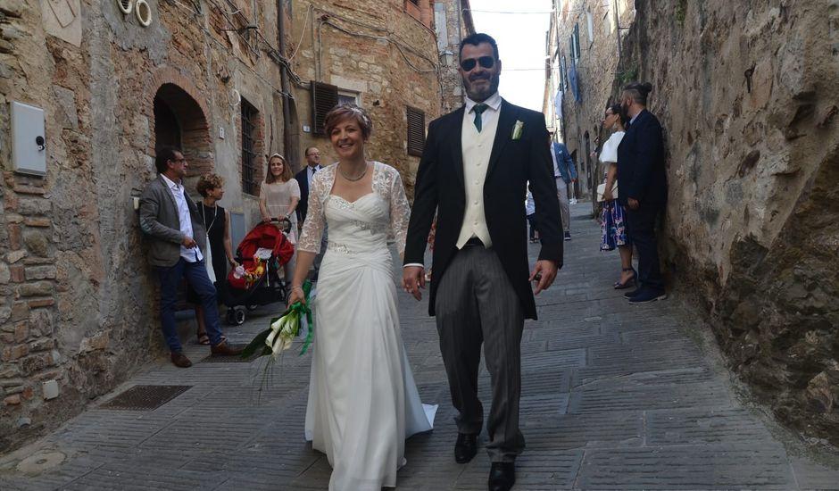 Il matrimonio di Emiliano e Sara a Campiglia Marittima, Livorno