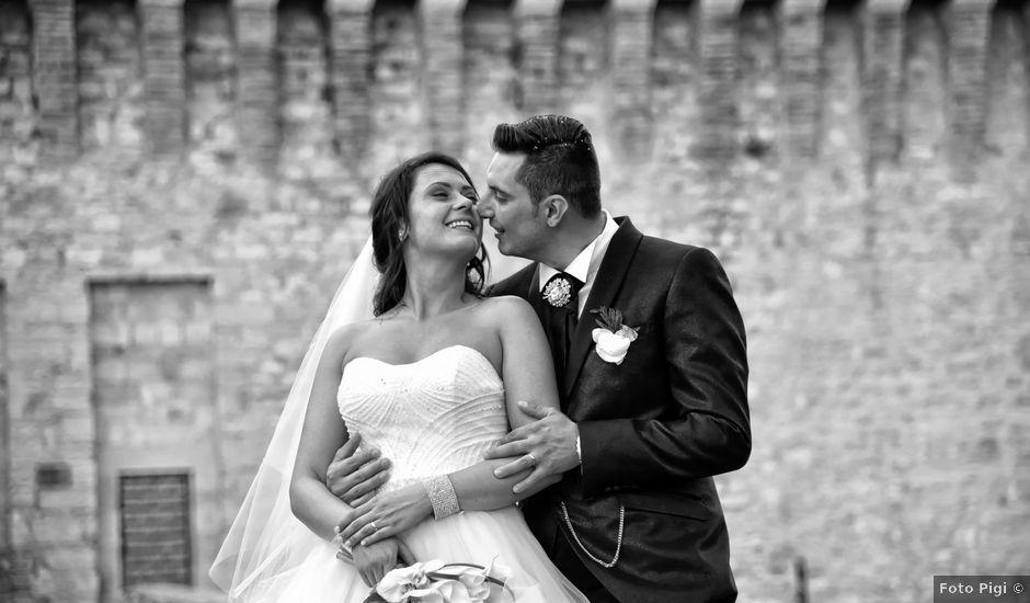 Il matrimonio di Alessandro e Roberta a Gualdo Tadino, Perugia