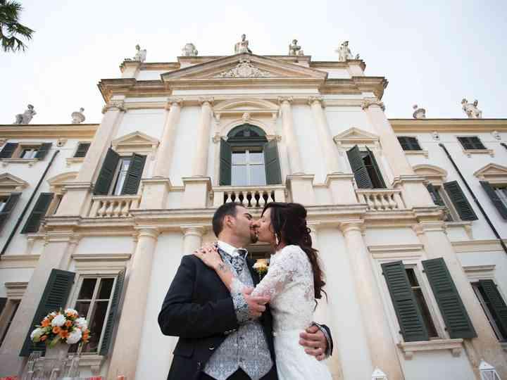 Le nozze di Vania e Mattia
