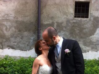 Le nozze di Fabio e Donatella 1