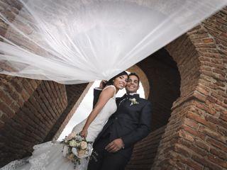 Le nozze di Beatrice  e Matteo