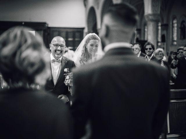 Il matrimonio di Calogero e Arianna a Castellanza, Varese 1