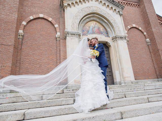Il matrimonio di Calogero e Arianna a Castellanza, Varese 7