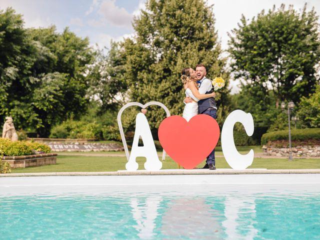 Il matrimonio di Calogero e Arianna a Castellanza, Varese 10