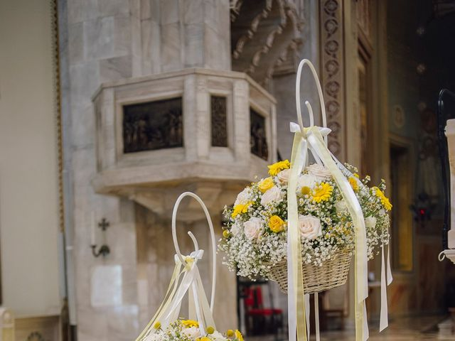 Il matrimonio di Calogero e Arianna a Castellanza, Varese 13