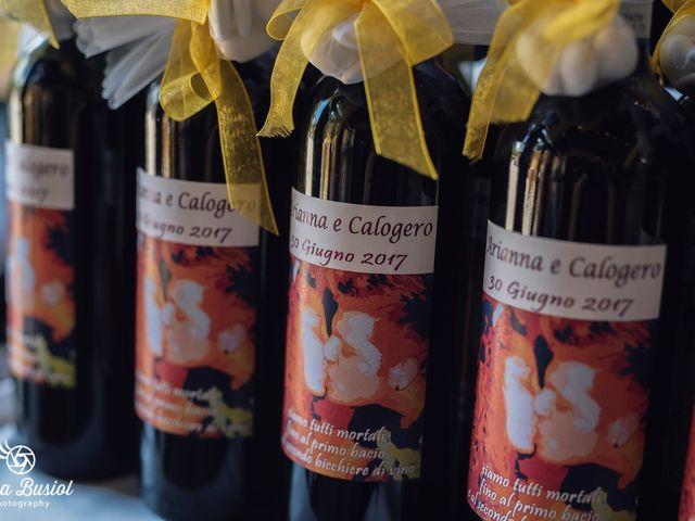 Il matrimonio di Calogero e Arianna a Castellanza, Varese 14