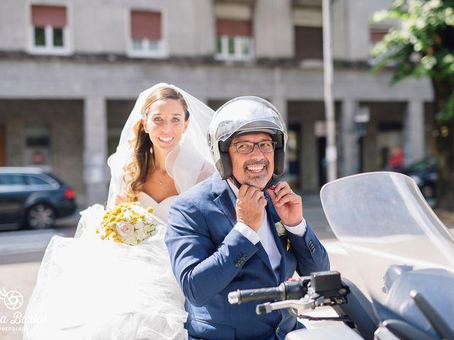 Il matrimonio di Calogero e Arianna a Castellanza, Varese 17