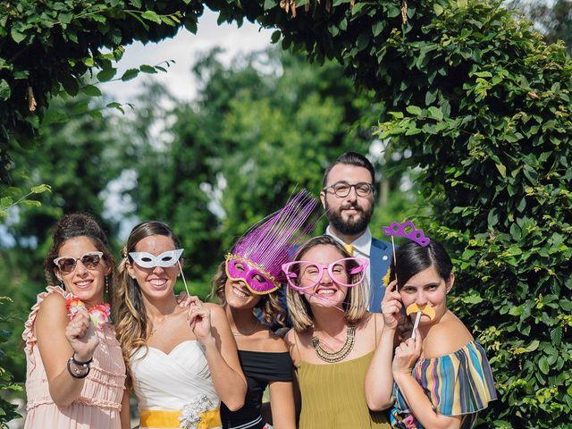 Il matrimonio di Calogero e Arianna a Castellanza, Varese 20