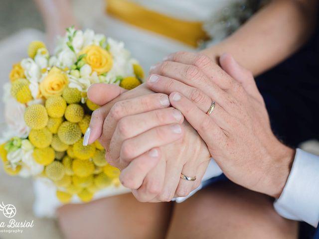 Il matrimonio di Calogero e Arianna a Castellanza, Varese 22