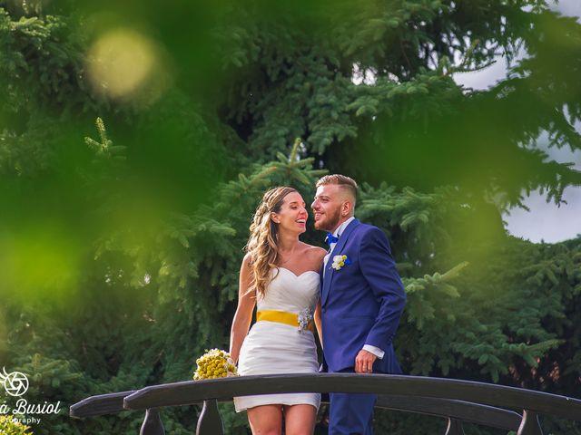 Il matrimonio di Calogero e Arianna a Castellanza, Varese 23