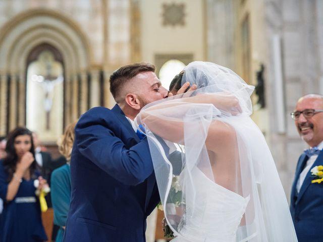 Il matrimonio di Calogero e Arianna a Castellanza, Varese 31