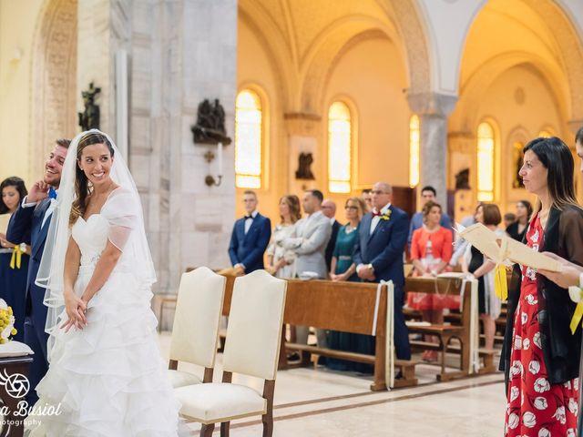 Il matrimonio di Calogero e Arianna a Castellanza, Varese 35