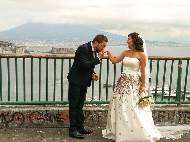 Il matrimonio di Guido e Valentina  a Napoli, Napoli 9