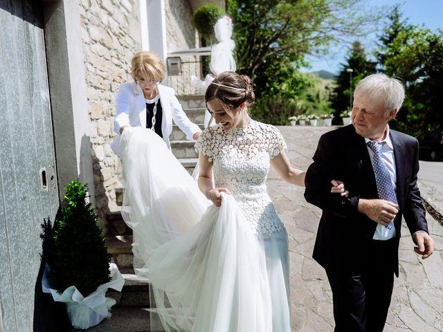 Il matrimonio di Filippo e Anna a Predappio, Forlì-Cesena 2