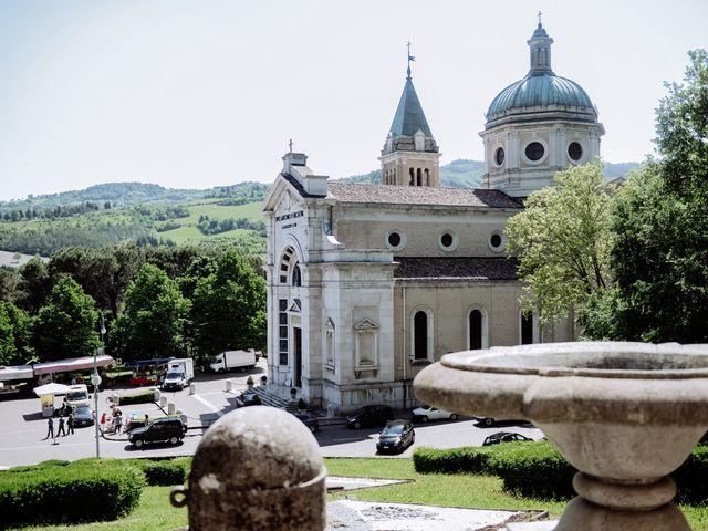 Il matrimonio di Filippo e Anna a Predappio, Forlì-Cesena 4