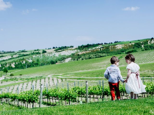 Il matrimonio di Filippo e Anna a Predappio, Forlì-Cesena 12
