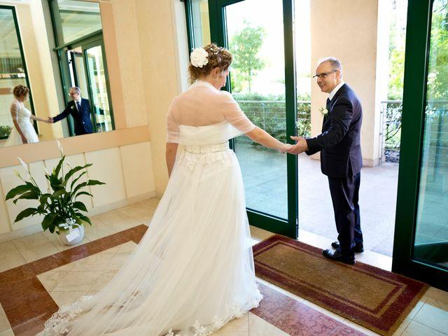 Il matrimonio di Marco e Anna a Brescia, Brescia 17