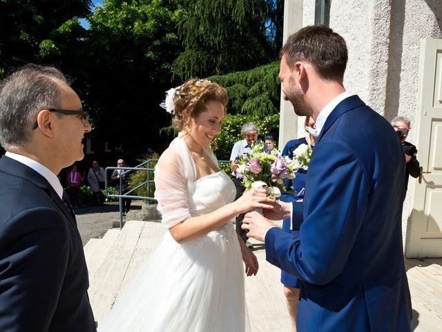 Il matrimonio di Marco e Anna a Brescia, Brescia 33