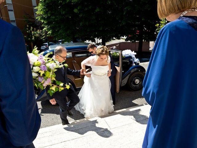 Il matrimonio di Marco e Anna a Brescia, Brescia 34