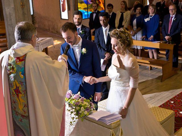 Il matrimonio di Marco e Anna a Brescia, Brescia 46