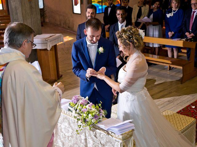 Il matrimonio di Marco e Anna a Brescia, Brescia 48