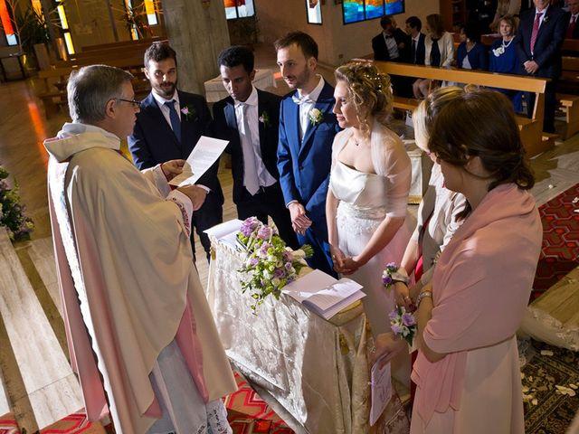 Il matrimonio di Marco e Anna a Brescia, Brescia 50
