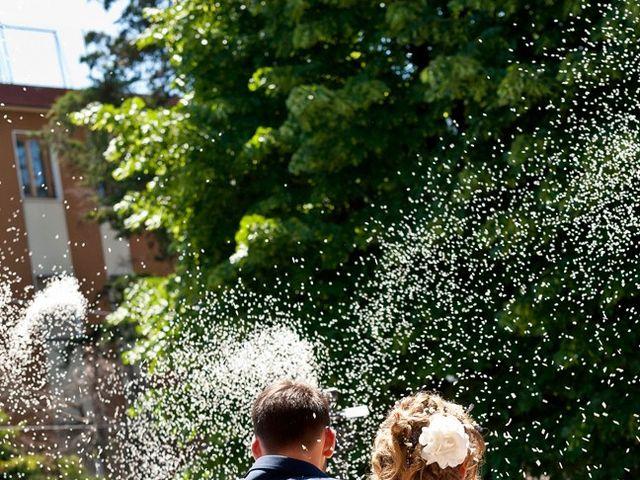 Il matrimonio di Marco e Anna a Brescia, Brescia 57