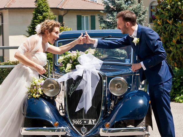 Il matrimonio di Marco e Anna a Brescia, Brescia 58