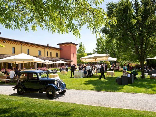 Il matrimonio di Marco e Anna a Brescia, Brescia 59