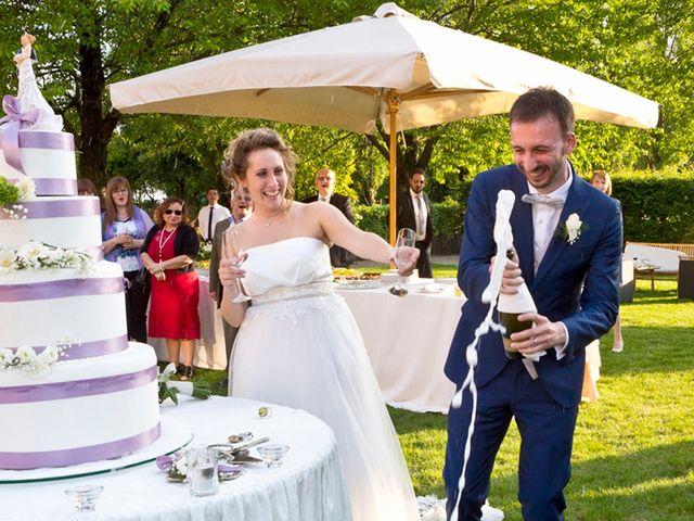 Il matrimonio di Marco e Anna a Brescia, Brescia 84