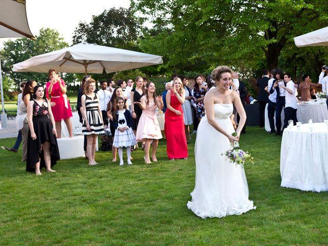 Il matrimonio di Marco e Anna a Brescia, Brescia 87