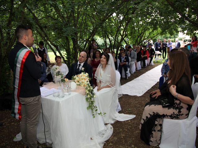 Il matrimonio di Ivan e Silvia a Ronciglione, Viterbo 17