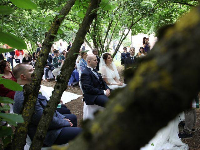 Il matrimonio di Ivan e Silvia a Ronciglione, Viterbo 1