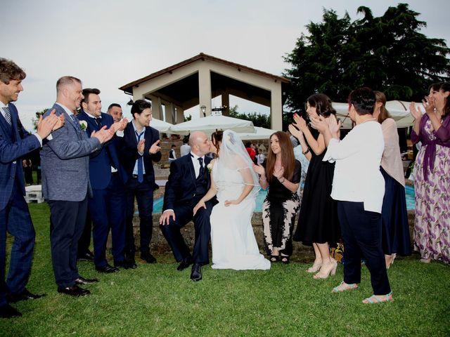 Il matrimonio di Ivan e Silvia a Ronciglione, Viterbo 20