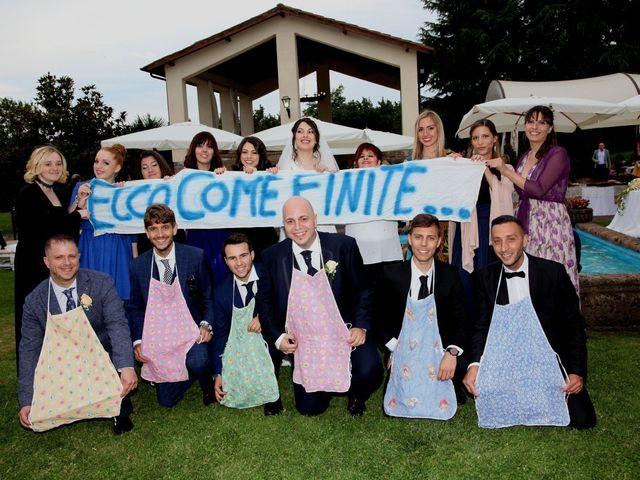 Il matrimonio di Ivan e Silvia a Ronciglione, Viterbo 21