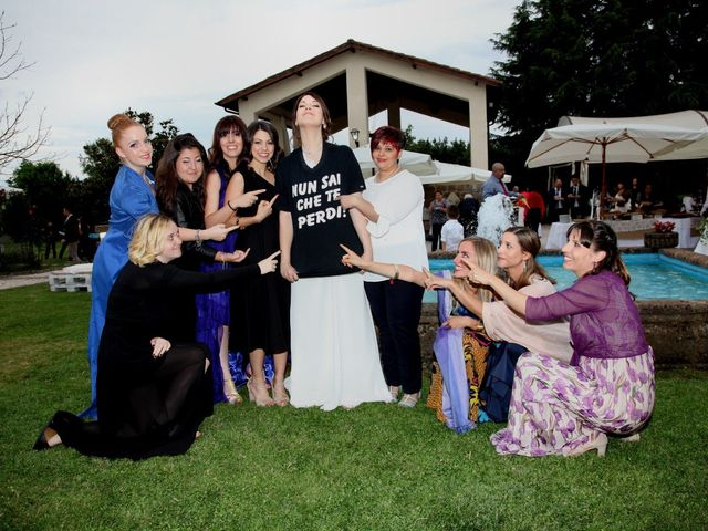 Il matrimonio di Ivan e Silvia a Ronciglione, Viterbo 22
