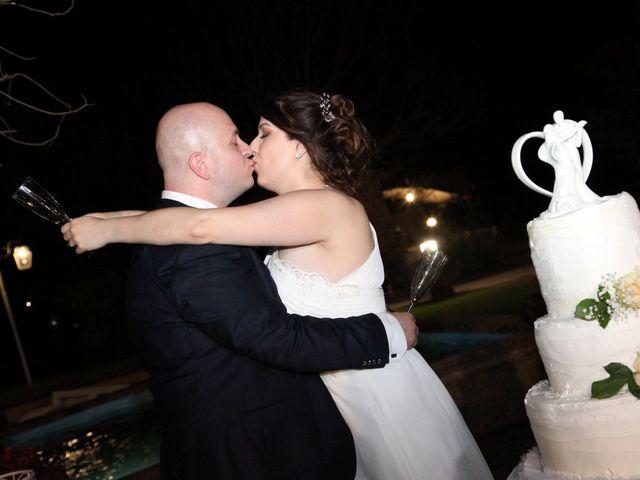 Il matrimonio di Ivan e Silvia a Ronciglione, Viterbo 34