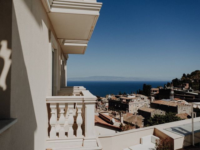 Il matrimonio di Cameron e Michelle a Taormina, Messina 1