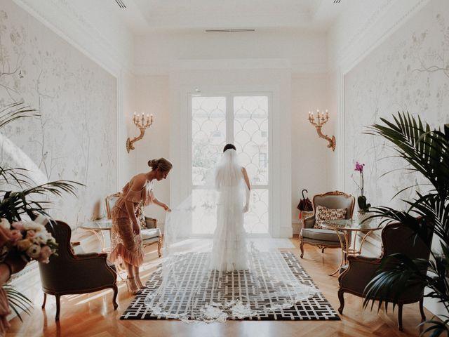 Il matrimonio di Cameron e Michelle a Taormina, Messina 42