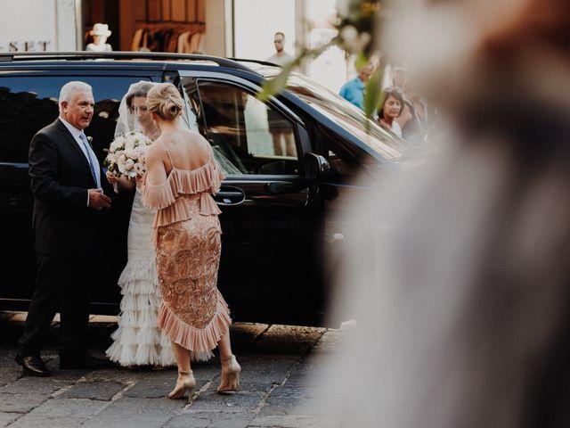 Il matrimonio di Cameron e Michelle a Taormina, Messina 59