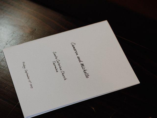 Il matrimonio di Cameron e Michelle a Taormina, Messina 61