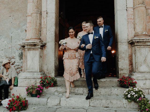 Il matrimonio di Cameron e Michelle a Taormina, Messina 85