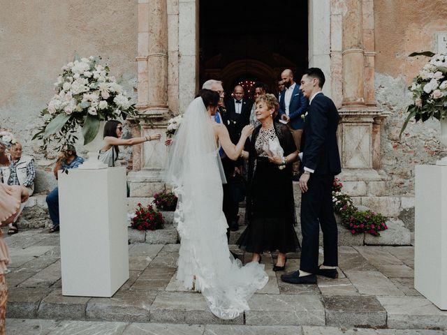 Il matrimonio di Cameron e Michelle a Taormina, Messina 87