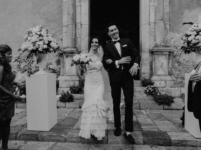 Il matrimonio di Cameron e Michelle a Taormina, Messina 92