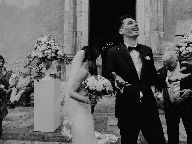 Il matrimonio di Cameron e Michelle a Taormina, Messina 93