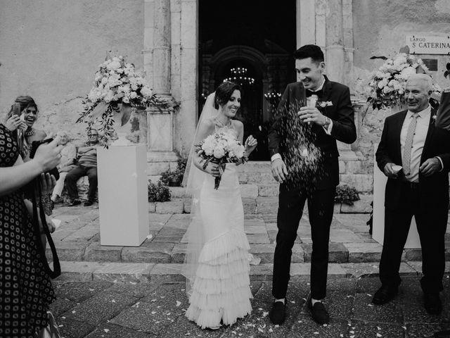 Il matrimonio di Cameron e Michelle a Taormina, Messina 94