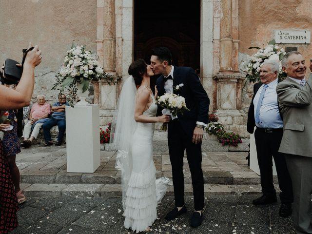Il matrimonio di Cameron e Michelle a Taormina, Messina 95