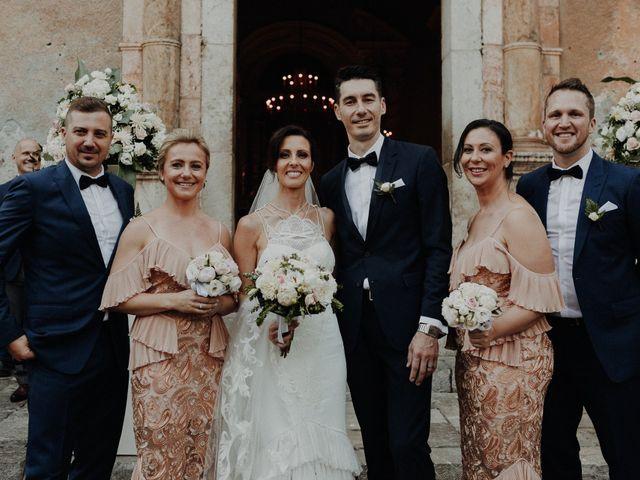 Il matrimonio di Cameron e Michelle a Taormina, Messina 96